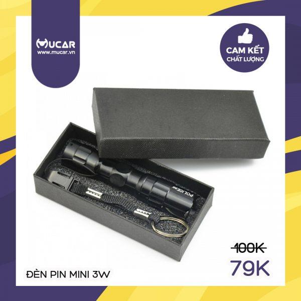 Den Pin Mini 3w 2