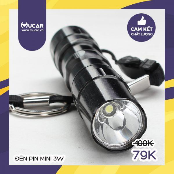 Den Pin Mini 3w 3