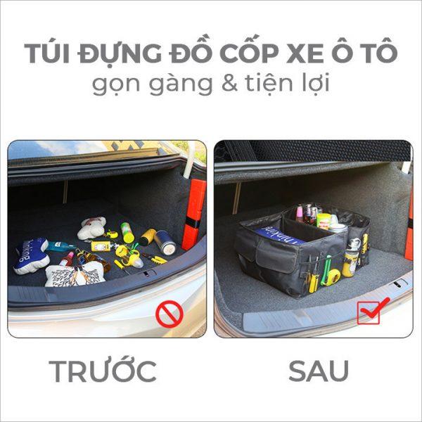 Tui Dung Do Cop Xe Hoi