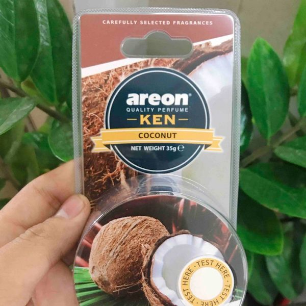 Sap Thom Huong Dua – Areon Ken Coconut Ngot Nhe 2