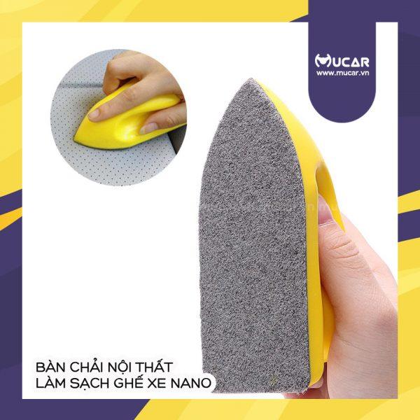 Ban Chai Noi That Lam Sach Ghe Xe Nano 3
