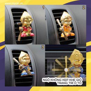 Ngo Khong Kep Khe Gio Trang Tri O To Tong Hop